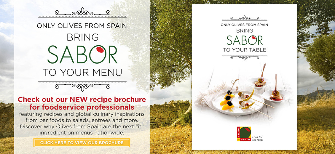 Click to View Our Recipe Brochure for Foodservice Professionals